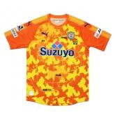 17-18 Shimizu S-Pulse Home Soccer Jersey Shirt