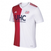 17-18 New England Revolution Home Soccer Jersey Shirt