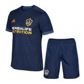 17-18 La Galaxy Away Navy Jersey Kit(Shirt+Short)