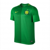 17-18 Beijing Guoan Home Soccer Jersey Shirt