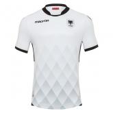 2017 Albania Away White Soccer Jersey Shirt
