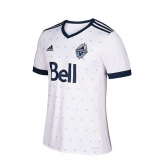 17-18 Vancouver Whitecaps Home White Jersey Shirt