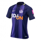 17-18 Sanfrecce Hiroshima Home Purple Jersey Shirt