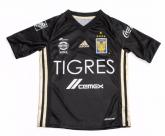 17-18 Tigres UANL Away Black Children's Jersey Kit(Shirt+Short)