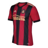 17-18 Atlanta United Home Soccer Jersey Shirt
