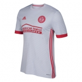 17-18 Atlanta United Away White Soccer Jersey Shirt