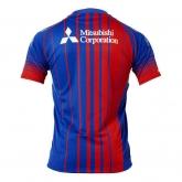 17-18 FC Tokyo Home Soccer Jersey Shirt
