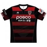 17-18 Pohang Steelers Home Soccer Jersey Shirt