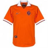 1997-98 Netherlands Retro Home Soccer Jersey Shirt