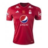 17-18 América de Cali Home Red Jersey Shirt
