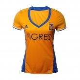 16-17 Tigres UANL Home Yellow Women's Jersey Shirt