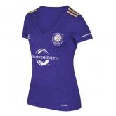 17-18 Orlando City Home Women's Jersey Shirt