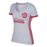 17-18 Atlanta United Away White Women's Jersey Shirt