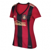 17-18 Atlanta United Home Women's Jersey Shirt
