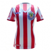 07-08 Deportivo Guadalajara Home Women's Commemorative Jersey Shirt