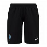 2017 France Third Away Black Soccer Jersey Short