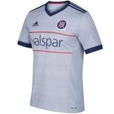 17-18 Chicago Fire Away Soccer Jersey Shirt