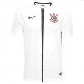 17-18 SC Corinthians Home White Jersey Shirt