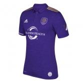 17-18 Orlando City Home Soccer Jersey Shirt