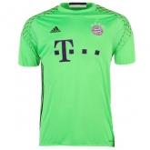 16-17 Bayern Munich Green Goalkeeper Jersey Shirt