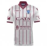 17-18 Godoy Cruz Antonio Tomba Away Soccer Jersey Shirt