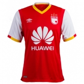 17-18 Independiente Santa Fe Home Jersey Shirt