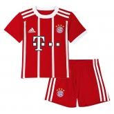 17-18 Bayern Munich Home Children's Jersey Kit(Shirt+Short)
