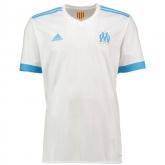 17-18 Marseilles Home White Jersey Shirt