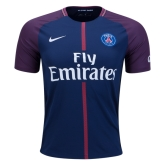17-18 PSG Home Soccer Jersey Shirt
