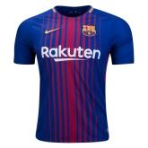 17-18 Barcelona Home Soccer Jersey Shirt