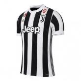 17-18 Juventus Home Soccer Jersey Shirt