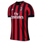17-18 AC Milan Home Soccer Jersey Shirt(Player Version)
