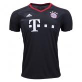 17-18 Bayern Munich Black Goalkeeper Soccer Jersey Shirt
