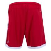 17-18 Bayern Munich Home Red Soccer Jersey Short