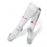 17-18 AC Milan Home Soccer Jersey Socks
