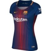 17-18 Barcelona Home Women's Jersey Shirt