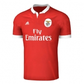 17-18 Benfica Home Red Soccer Jersey Shirt