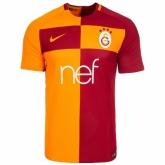 17-18 Galatasaray Home Soccer Jersey Shirt