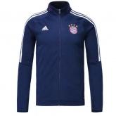 17-18 Bayern Munich navy Jacket