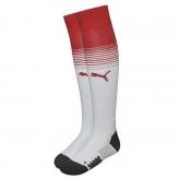 17-18 Arsenal Home Soccer Jersey Socks