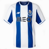 17-18 Porto Home Soccer Jersey Shirt