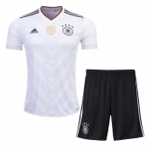 2017 Germany Confed Cup Home Jersey Kit(Shirt+Short)