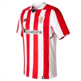 17-18 Athletic Bilbao Home Jersey Shirt