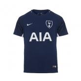 17-18 Tottenham Hotspur Away Navy Jersey Shirt