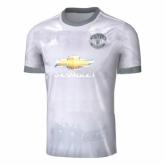 17-18 Manchester United Third Away grey Jersey Shirt