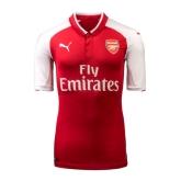17-18 Arsenal Home Soccer Jersey Shirt(Player Version)
