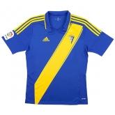 17-18 Cádiz CF Away Blue&Yellow Jersey Shirt