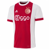 17-18 Ajax Home Jersey Shirt(Player Version)
