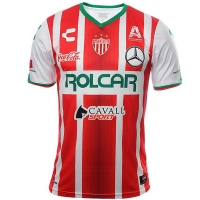 17-18 Club Necaxa Home Jersey Shirt