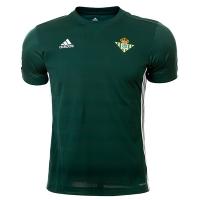17-18 Real Betis Away Green Soccer Jersey Shirt